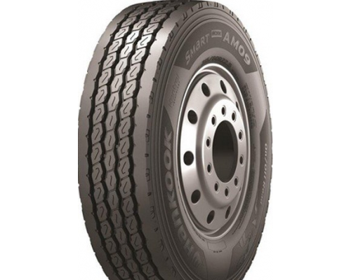 Автошины 13R22.5 HANKOOK AM09 156/150K M+S