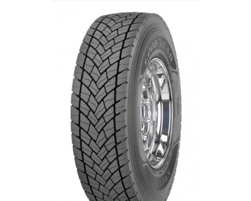 265/70R17.5 GOODYEAR KMAX D 139/136M 3PSF