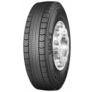 295 80R22.5 CONTINENTAL HDL1