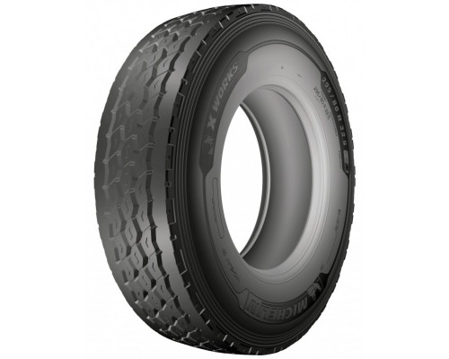 Автошина 295/80 R22.5 Michelin  X WORKS Z  TL 152/149K